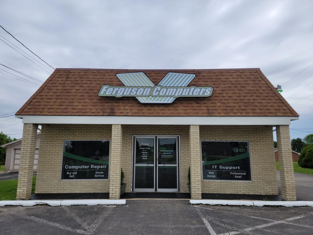 Ferguson Computers Store Exterior